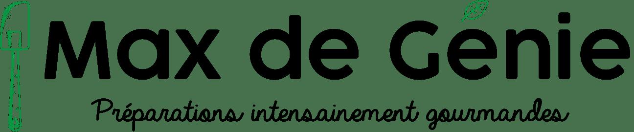 Logo Max de Genie