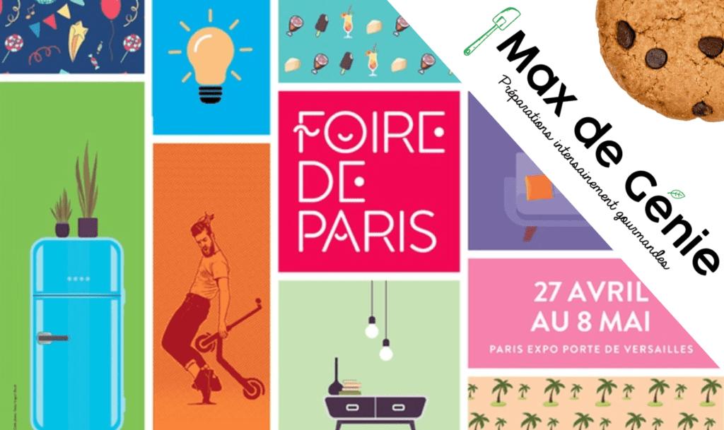Affiche Foire de Paris