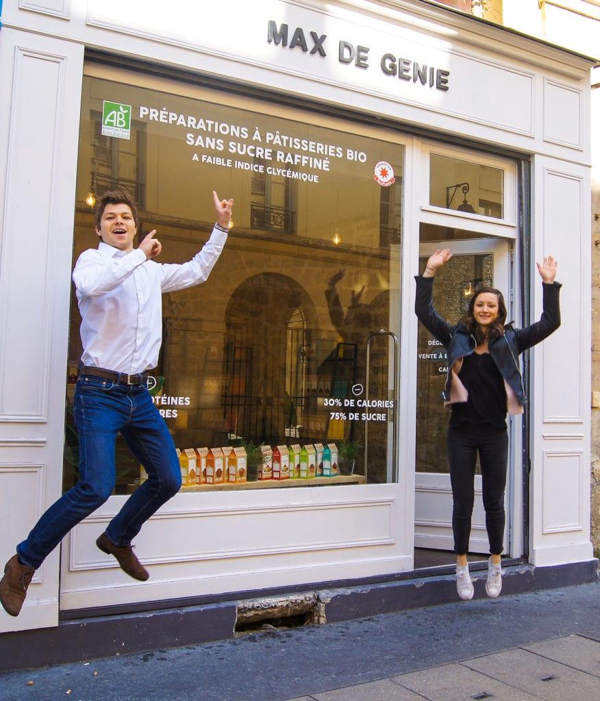 Max de Génie: un pop up store dans Paris !