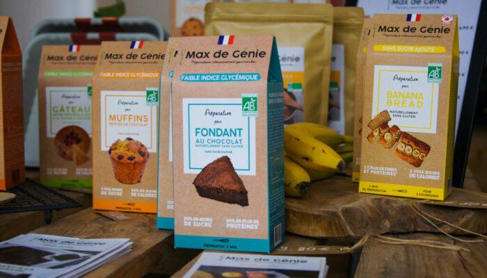 Max de Génie : un pop up store dans Paris !