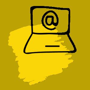 icône ordinateur mentions légales