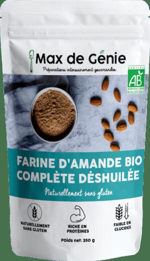 Farine D'amande Bio Complète