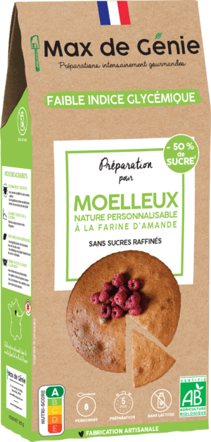 Packaging moelleux personnalisable