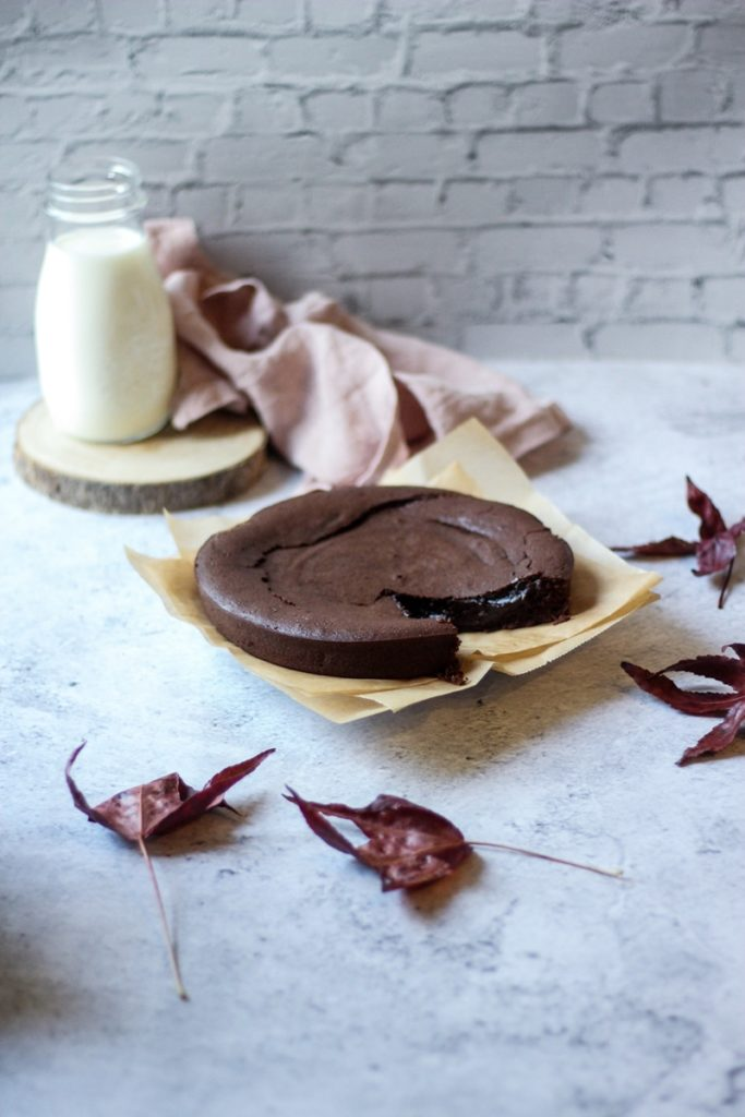 Présentation produit fondant au chocolat