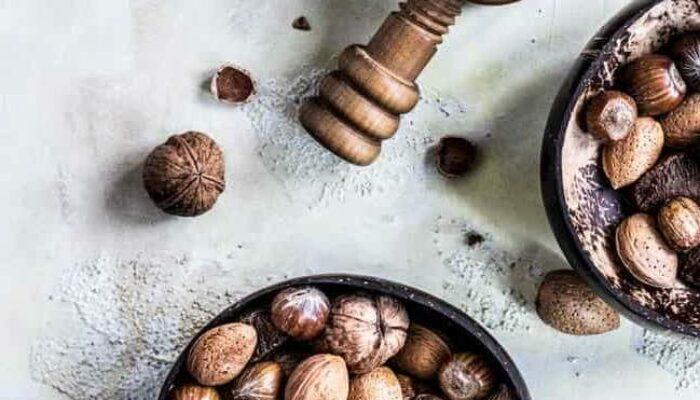 Les bienfait des fruits à coque sur notre santé