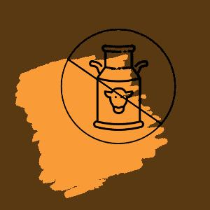 icône options sans lactose
