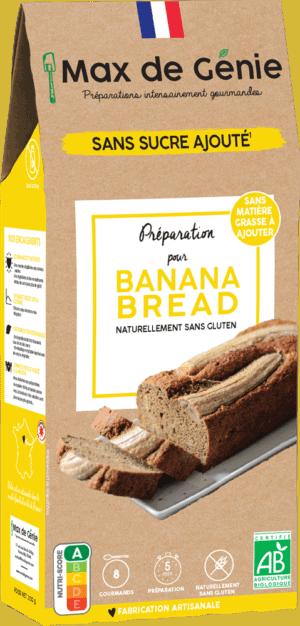 Packaging banana bread