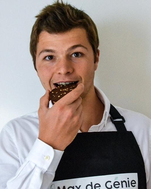 Portrait Chef Max