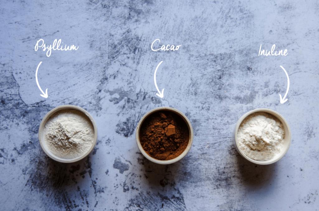 Présentation super aliments horizontale