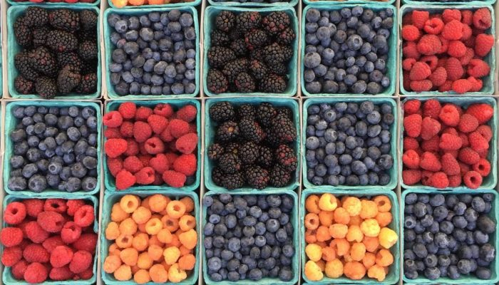 Les fruits rouges, pourquoi ils ont tout bon?