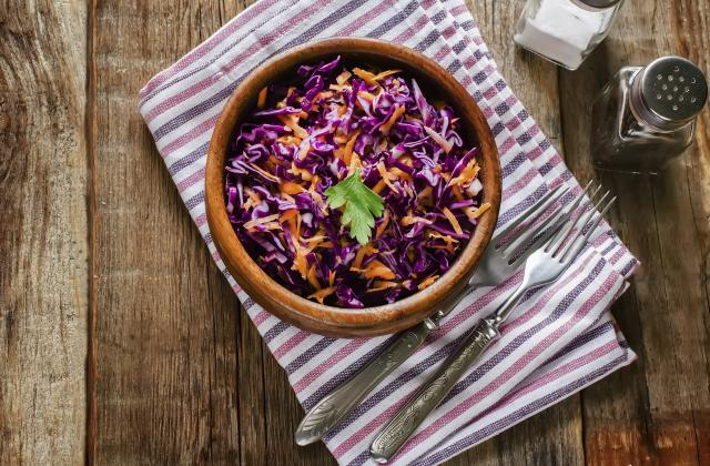 salade-de-chou-rouge-et-carottes Universdehayat 750g