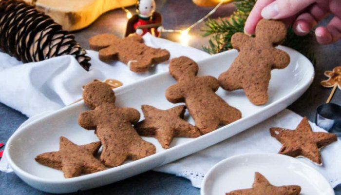 Sablés de Noël aux épices