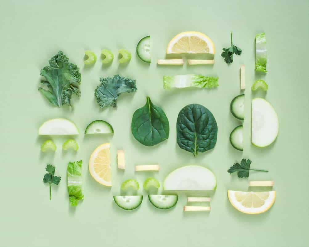Aliments verts