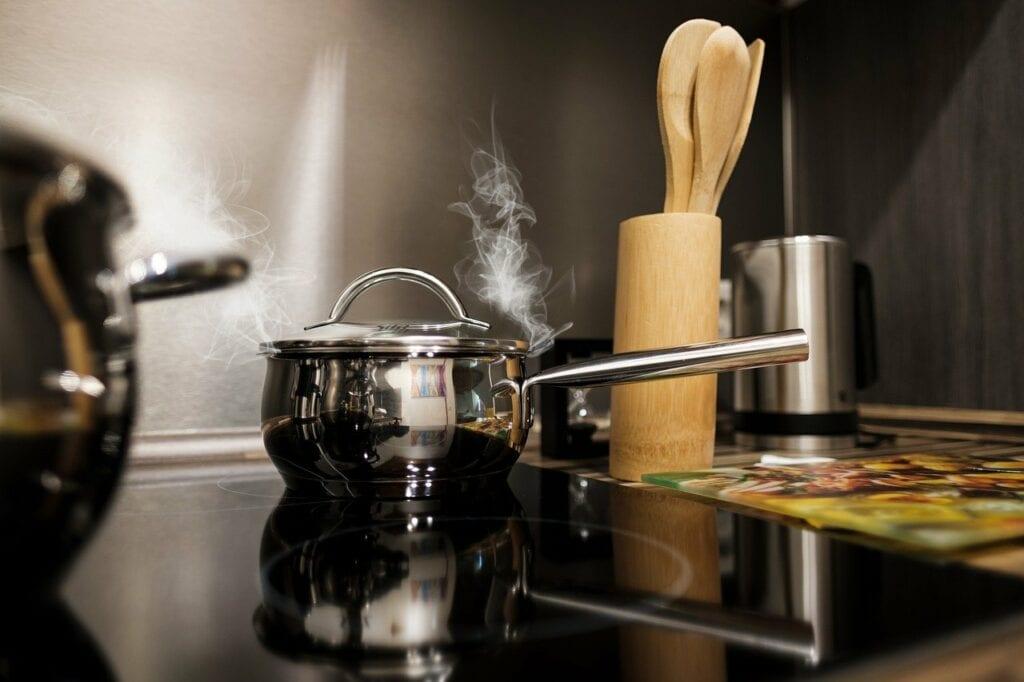 cuisson à l'étouffée