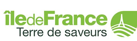 Logo Ile de France Terre de saveurs
