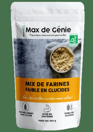 Farine keto sans gluten Bio (400 g)