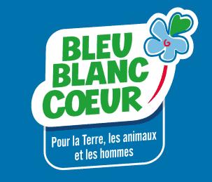 Label bleu-blanc-coeur