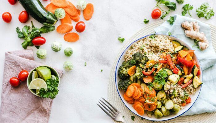 Comprendre l'alimentation arc-en-ciel : mettez de la couleur dans votre assiette !