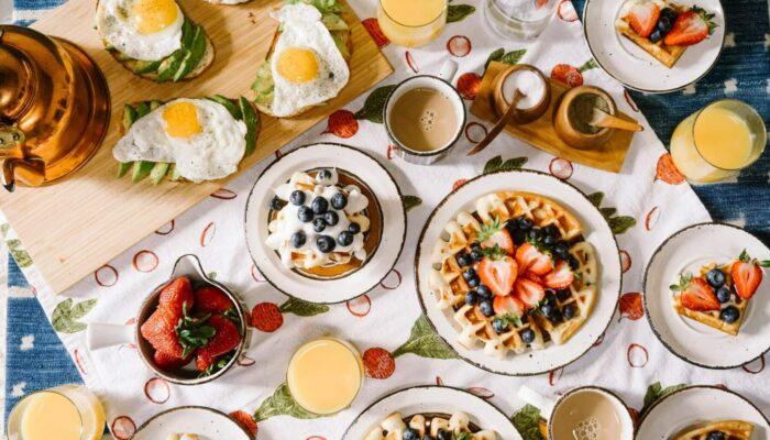 Top 5 Idées De Recettes Petit-déjeuner Keto