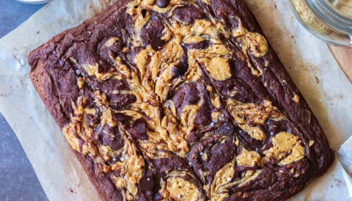Recette de banana bread chocolat-cacahuète