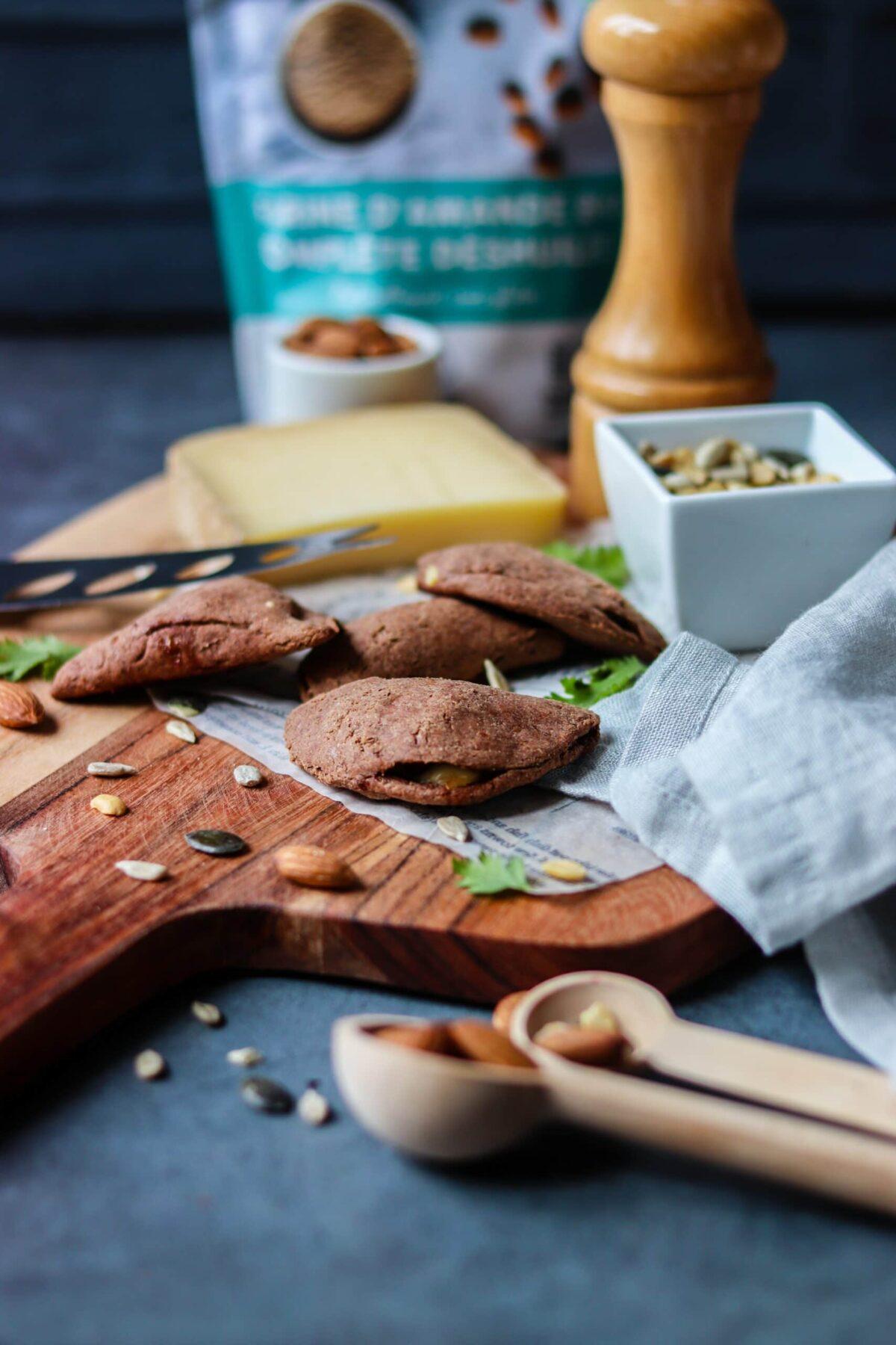 Empanadas Farine d'amande
