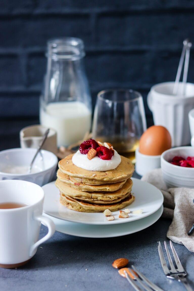 Pancakes framboises-2